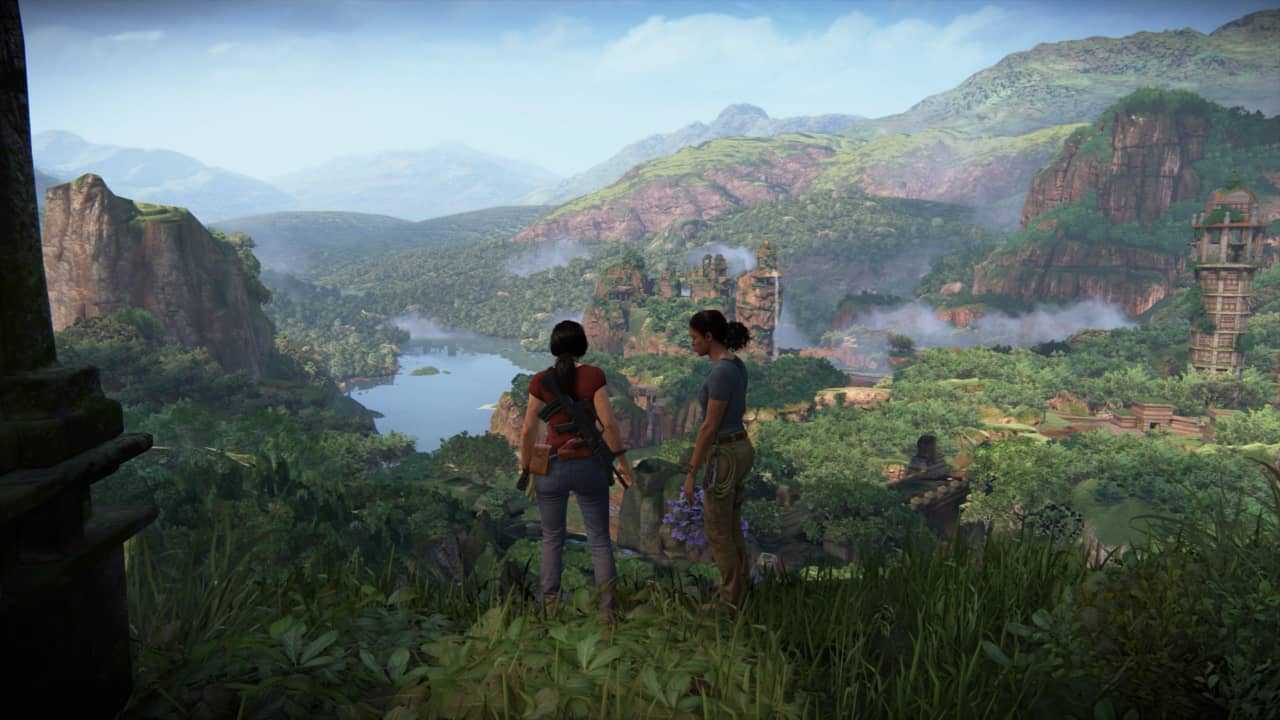 Uncharted Legacy of Thieves Collection - PS4