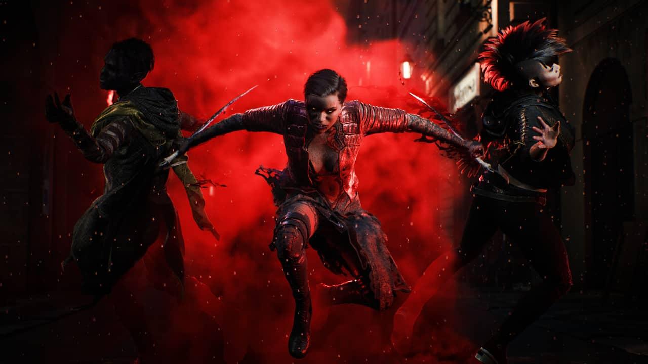 Vampire The Masquerade Bloodhunt
