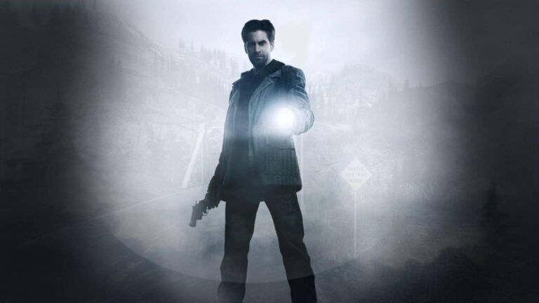 What's Alan Wake Been Doing With Himself?